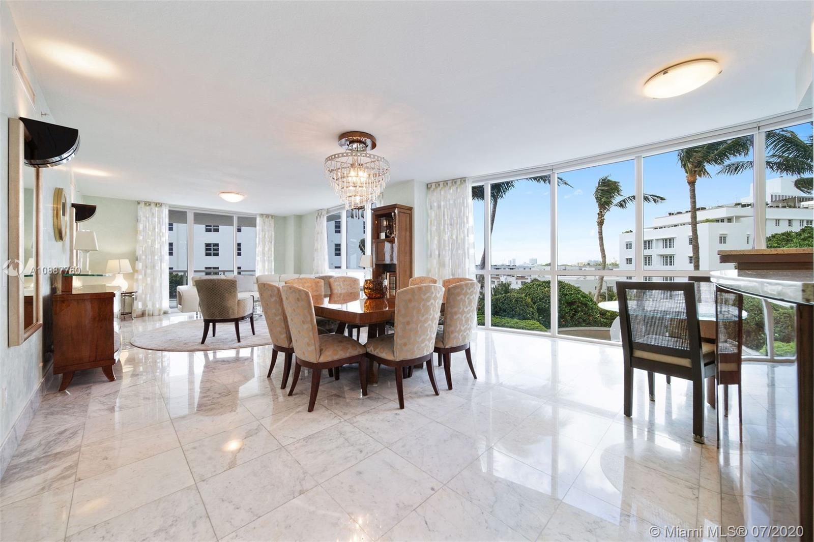 3801  Collins Ave #501 + 502 For Sale A10887760, FL