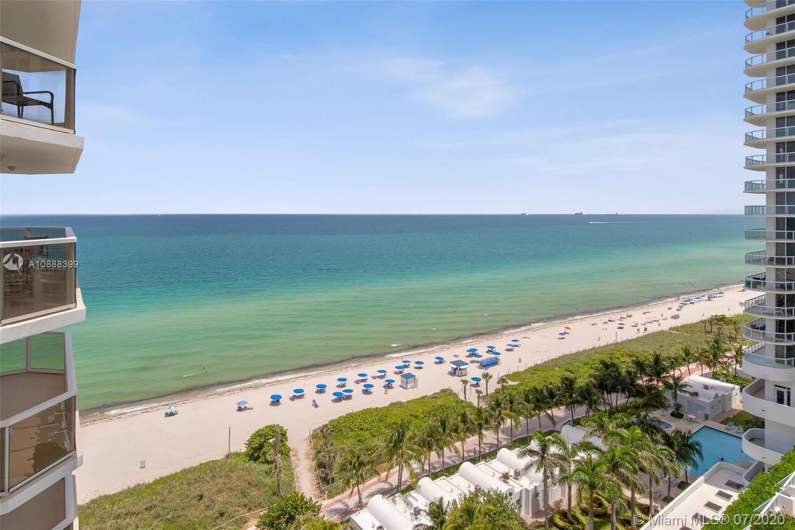 6423  Collins Ave #1504 For Sale A10888399, FL