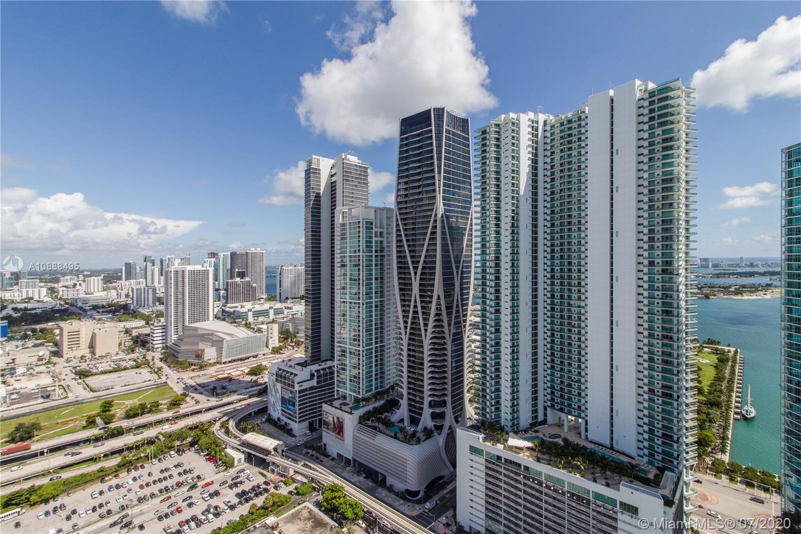 851 NE 1st Ave #3601 For Sale A10888495, FL