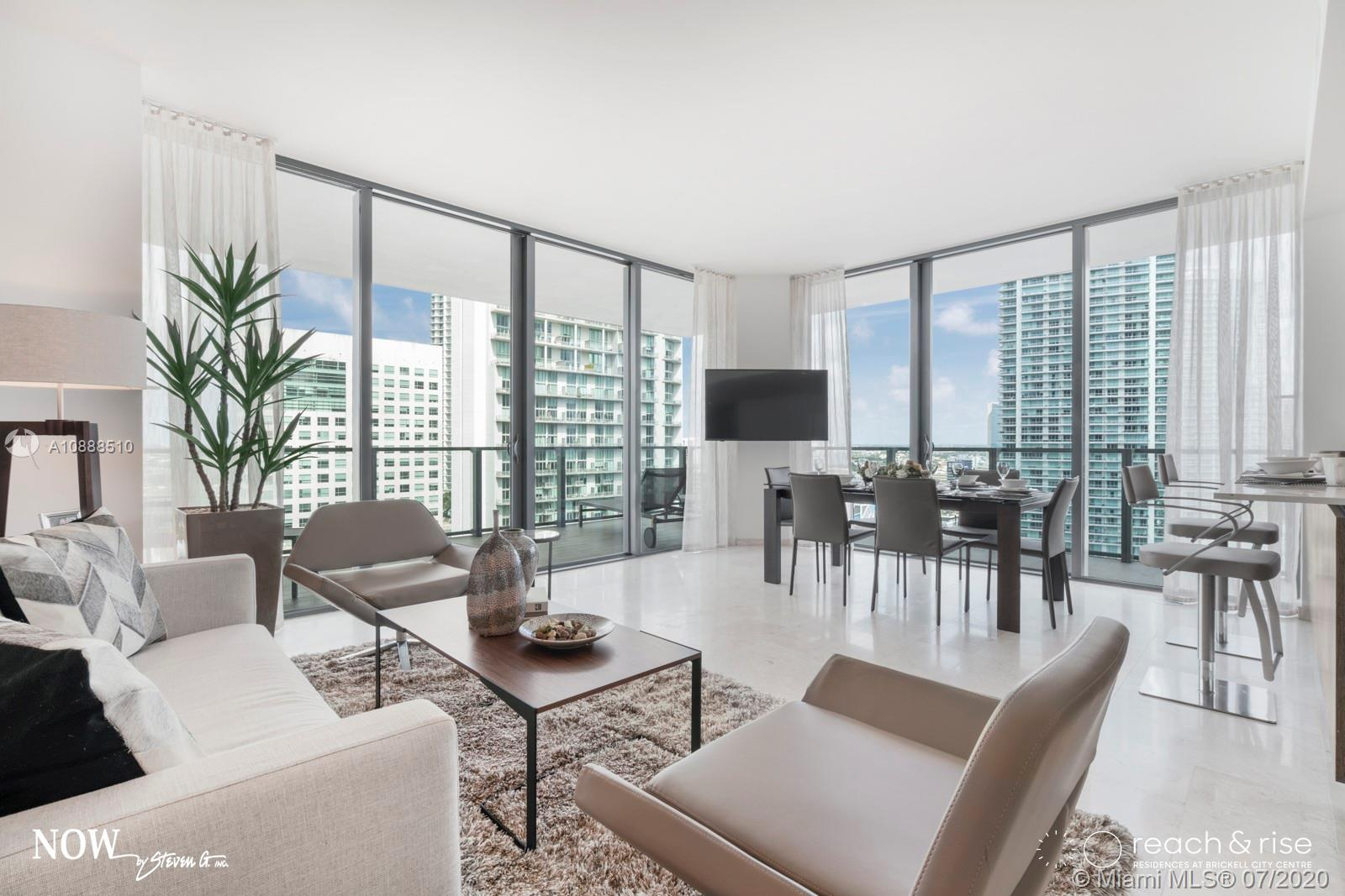 88 SW 7 ST #2412 For Sale A10888510, FL
