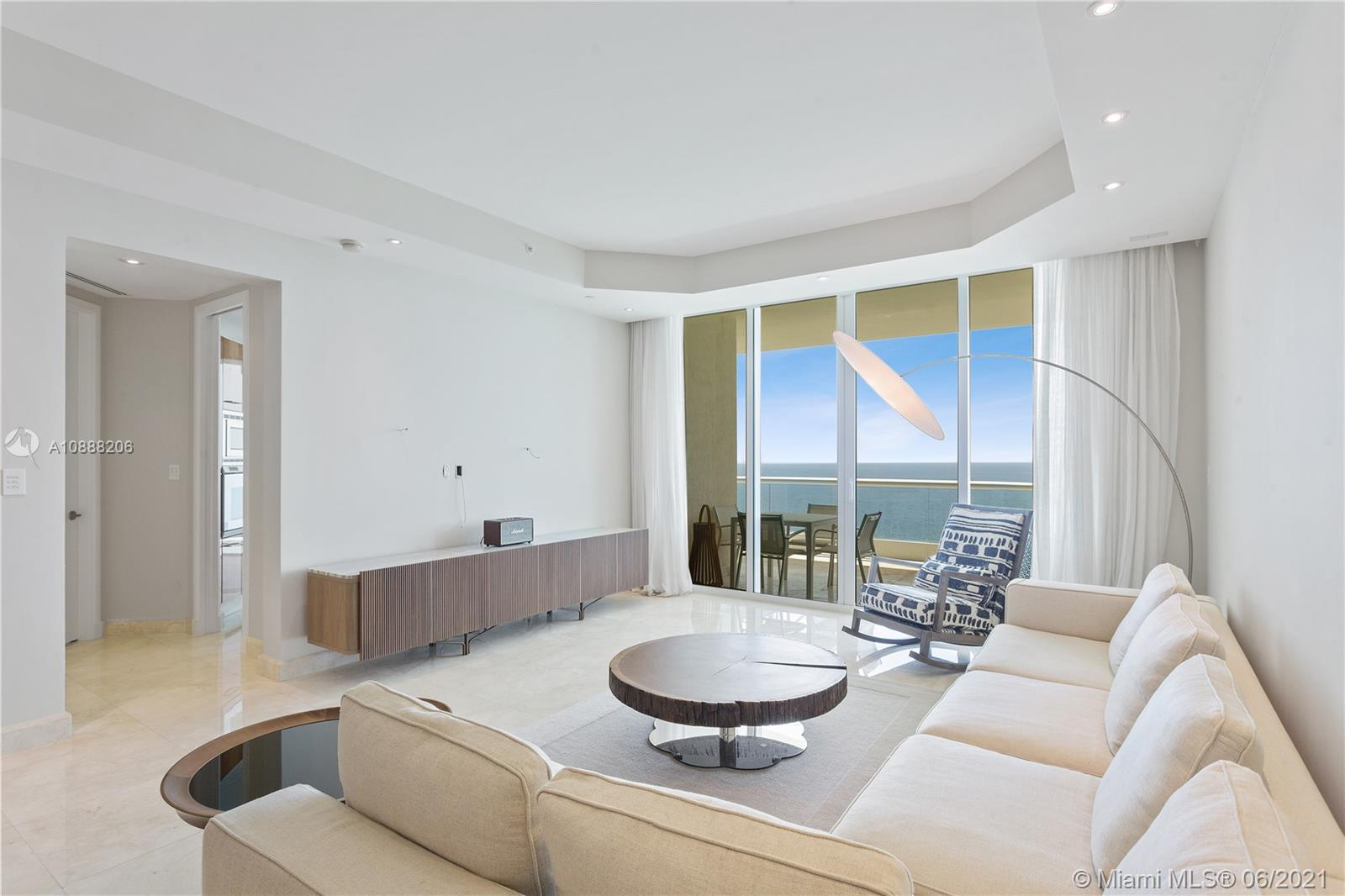 SPECTACULAR 2BED/2.5BATH RESIDENCE IN THE SKY, WITH THE FABULOUS LIFESTYLE AT THE PRESTIGEOUS AND DESIRABLE TURNBERRY OCEAN COLONY! THIS MAGNIFICENT UNIT FEATURES BREATHTAKING, UNBOSTRUCTED DIRECT OCEAN VIEWS FROM EVERY ROOM, TASTEFULLY DECORATED WITH THE FINEST FURNITURE, LUXURIOUS FINISHES AND UNBELIEVABLE DETAILS!