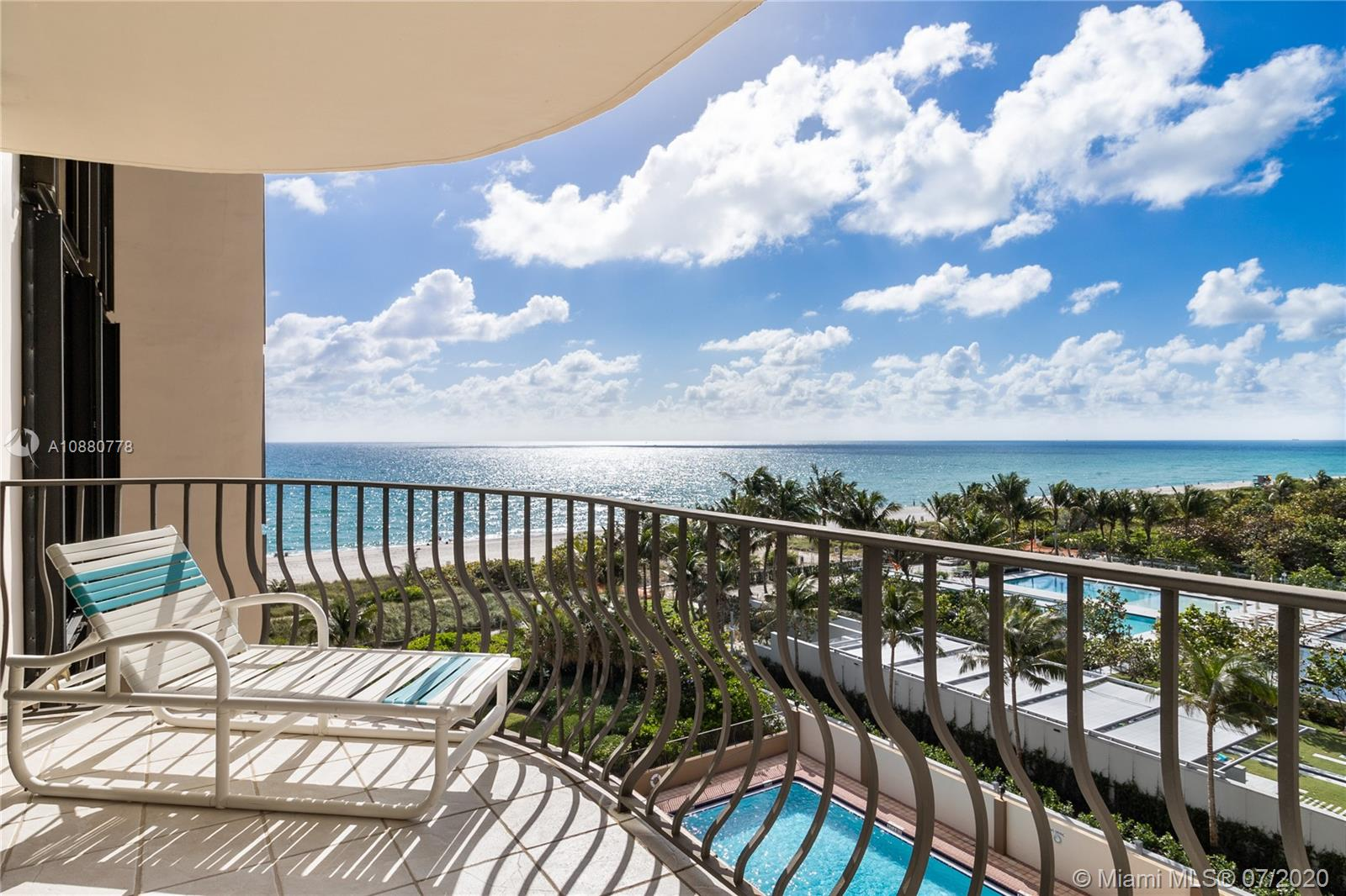 8777  Collins Ave #611 For Sale A10880778, FL