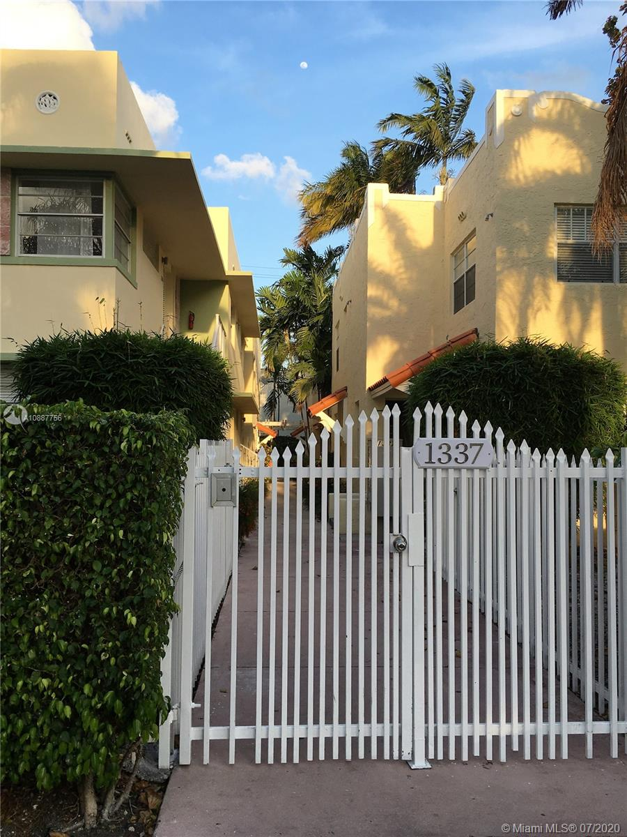 1337  Euclid Ave #204 For Sale A10887756, FL