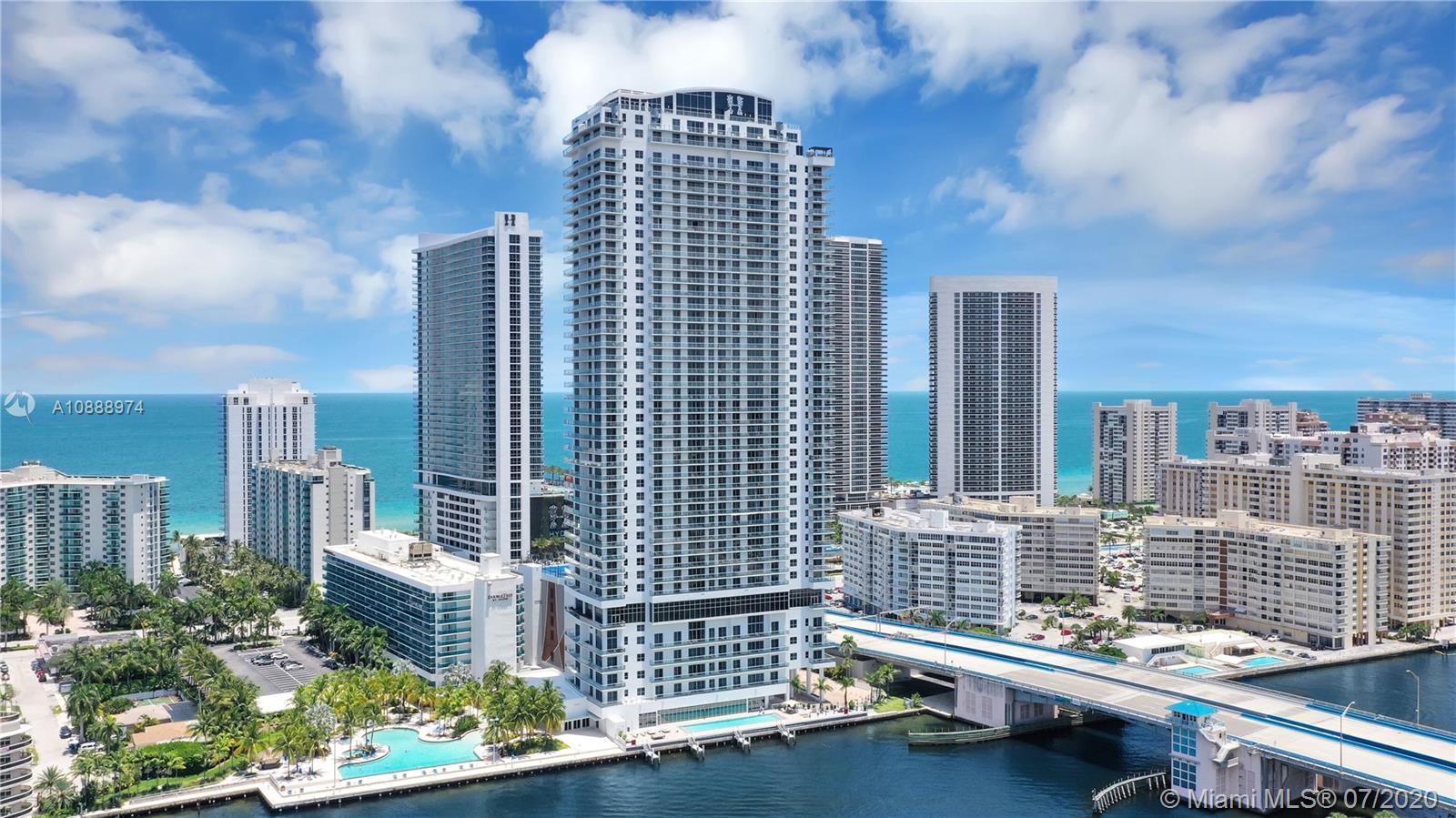 4010 S Ocean Dr #T3808 For Sale A10888974, FL