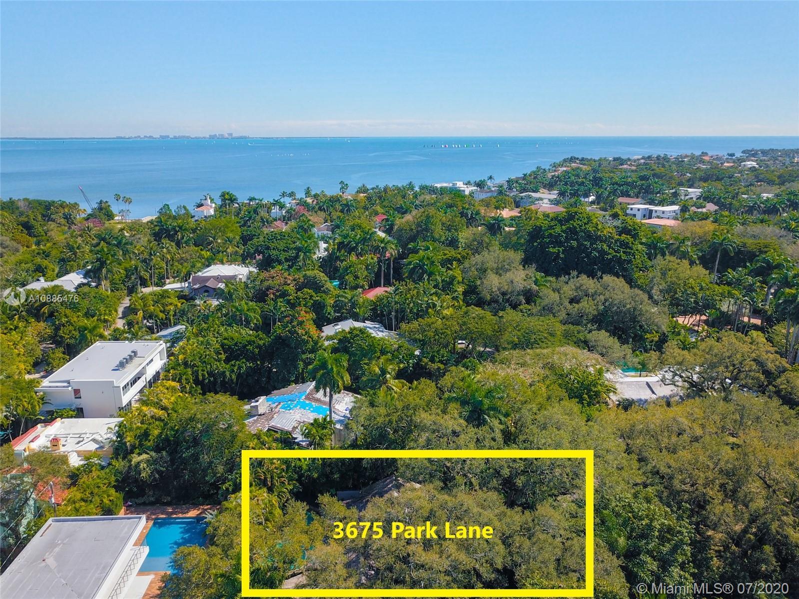 3675  Park Lane  For Sale A10885476, FL
