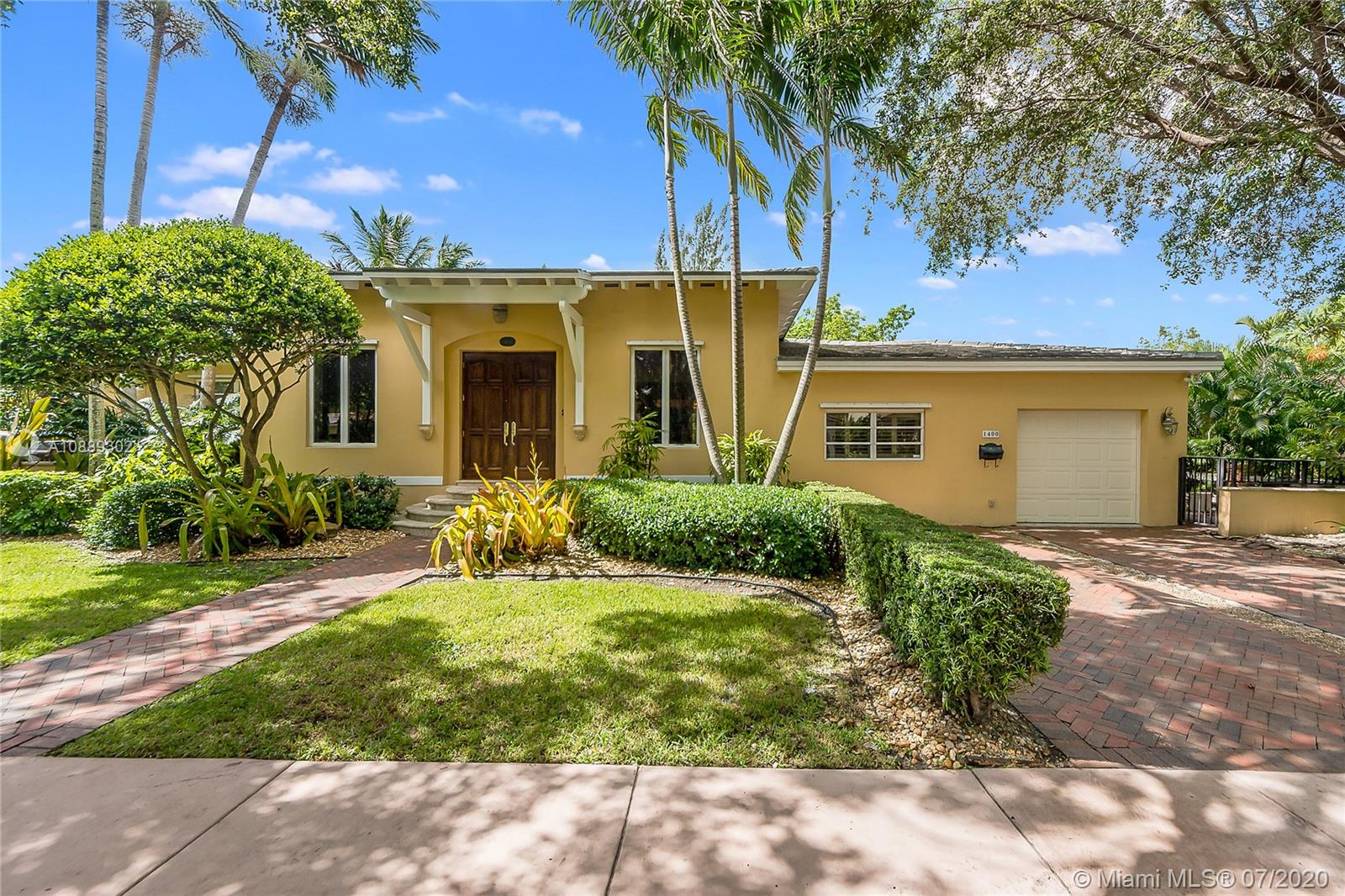 1400  Sorolla Ave  For Sale A10889302, FL