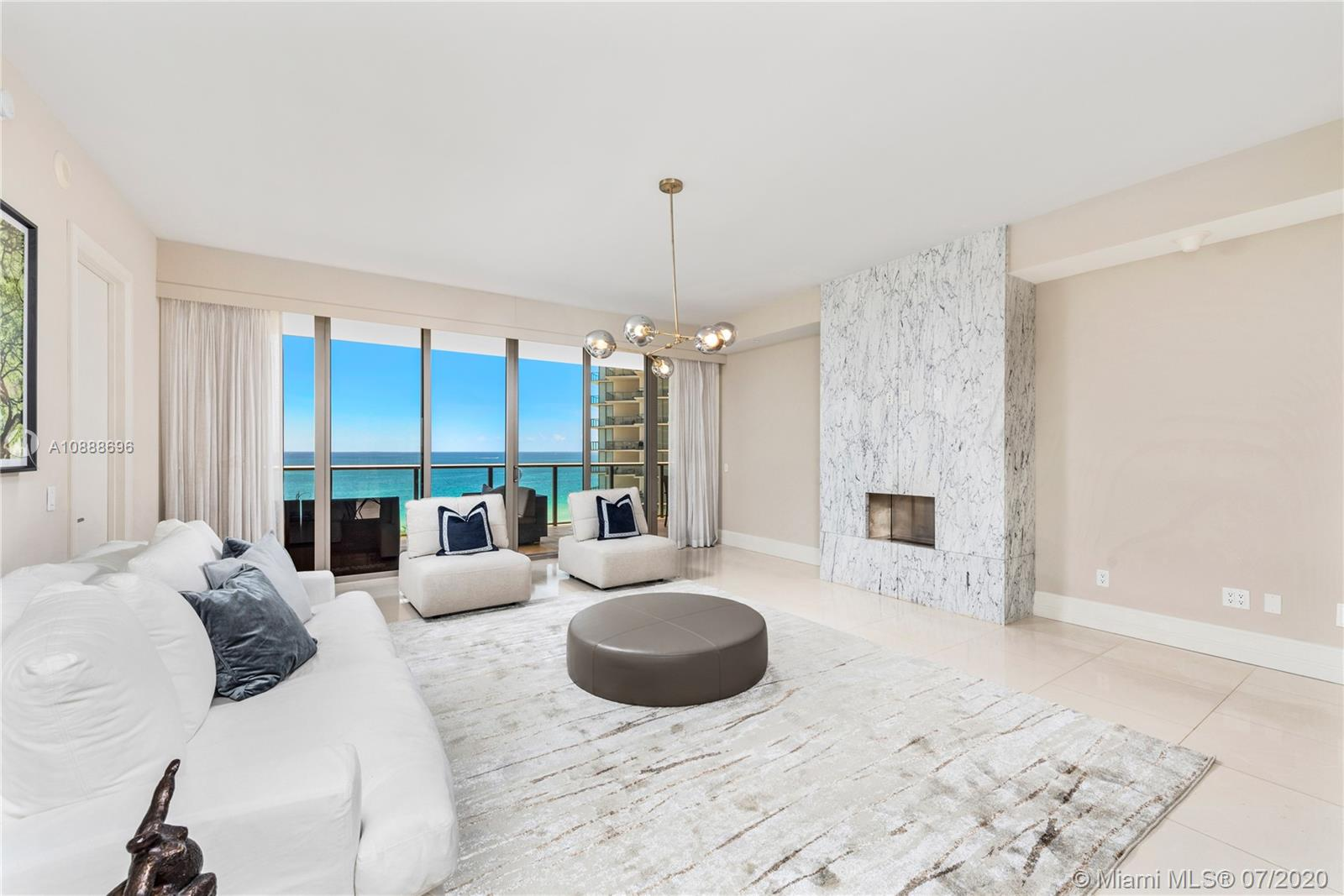 9705  Collins Ave #802N For Sale A10888696, FL