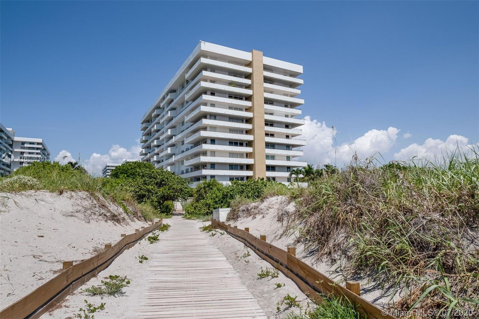 177  Ocean Lane Dr #102 For Sale A10889391, FL