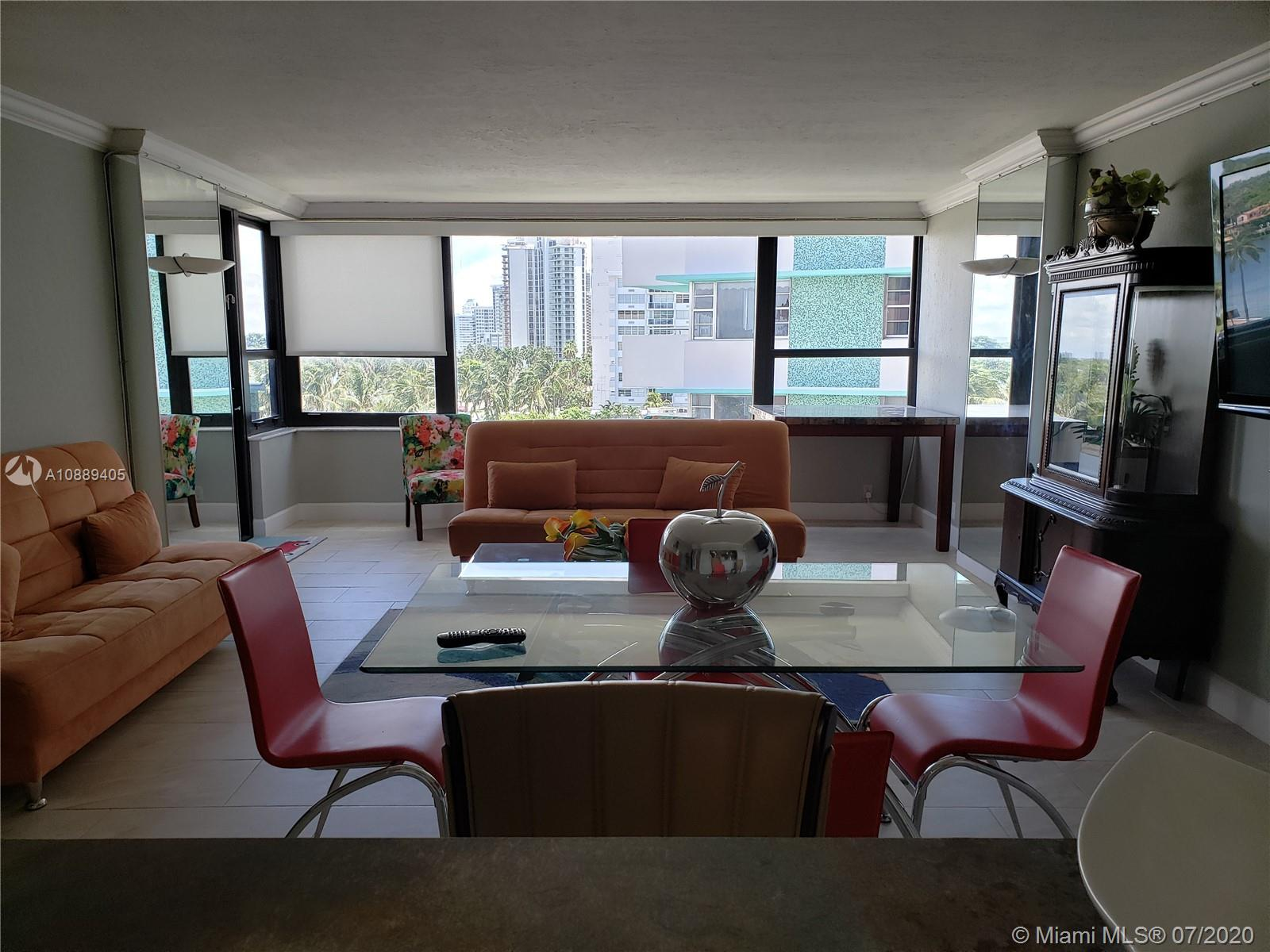Incredible opportunity to purchase a corner unit. This very comfortable 2 bedroom 2 bath is ready! You have beautiful Inter Coastal views while you still have Ocean views. You can use it for yourself and make it home or rent it out, yes, daily rentals are in high demand in Miami Beach. You have to see it to believe it!