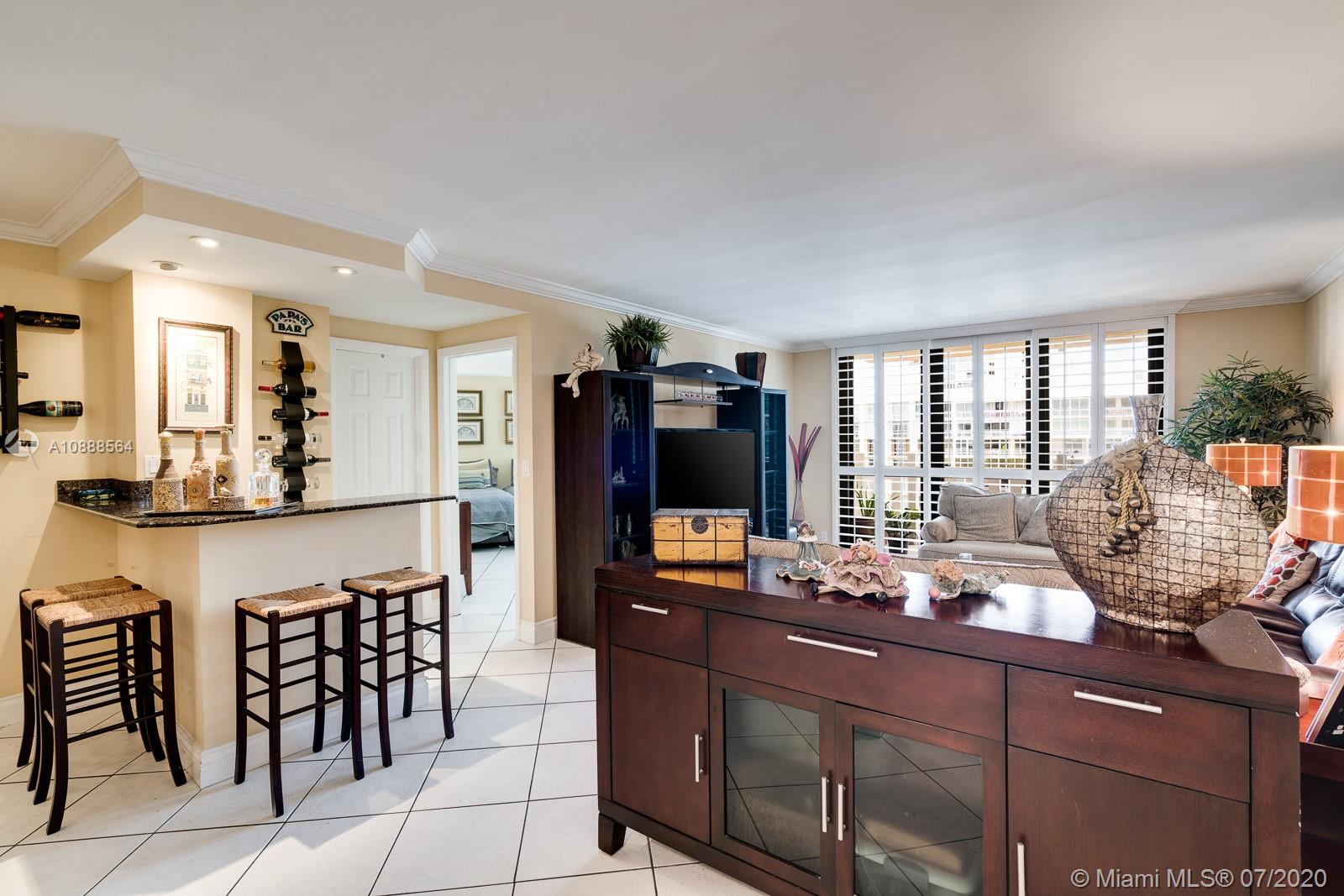 1111  Crandon Blvd #C803 For Sale A10888564, FL