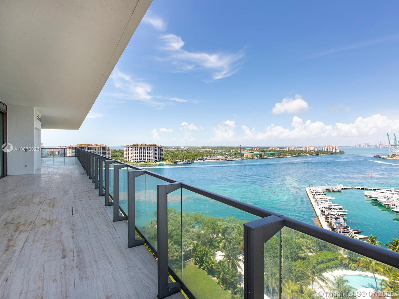 800 S Pointe Dr #1204 For Sale A10876923, FL