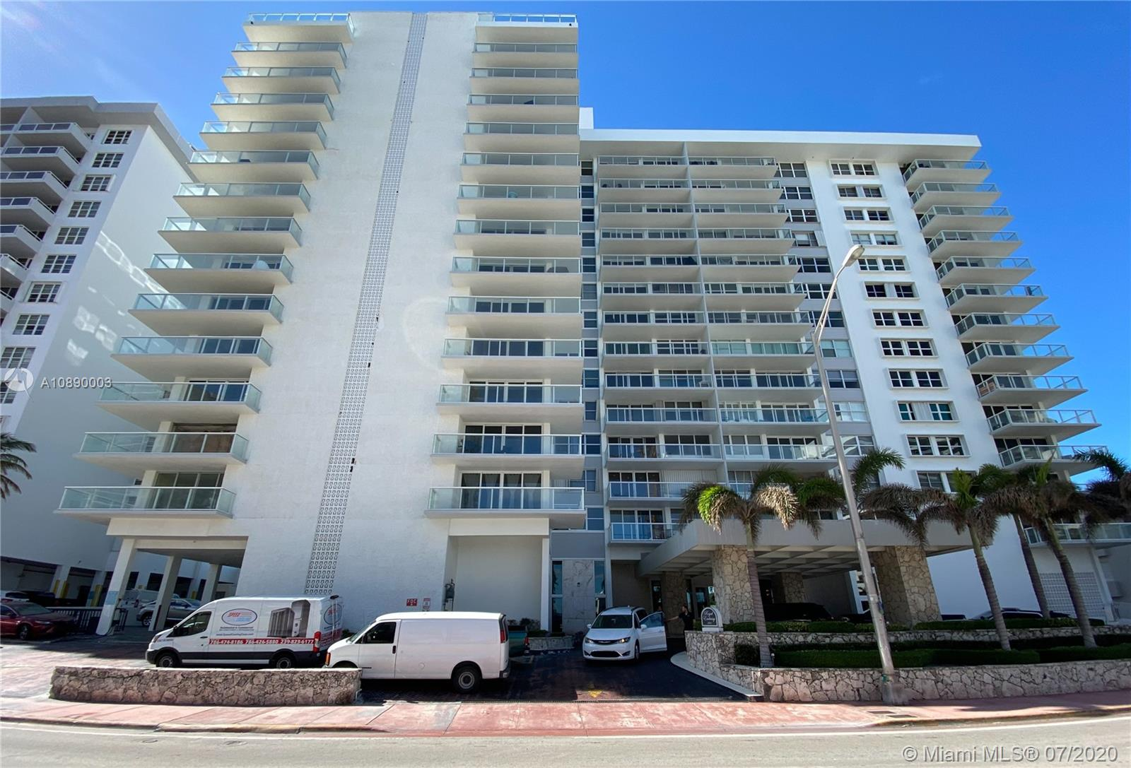 5750  Collins Ave #5A For Sale A10890003, FL