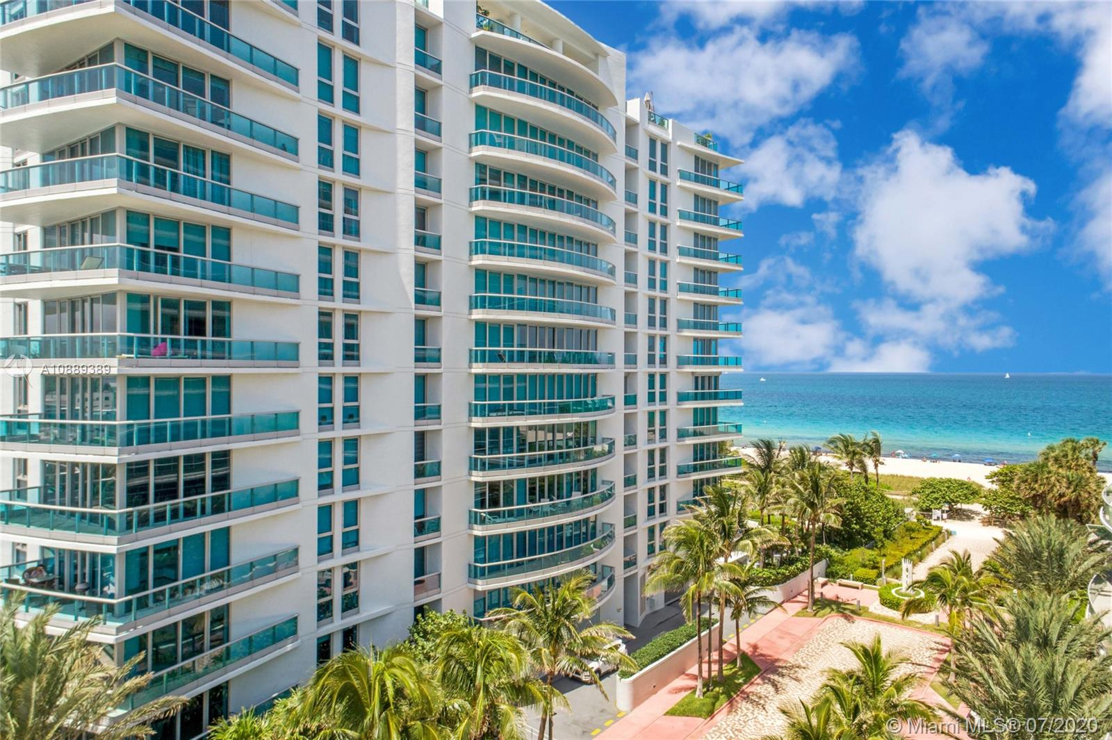9401  Collins Ave #404 For Sale A10889389, FL