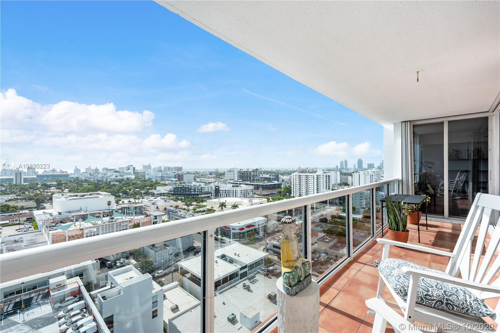 1800  Sunset Harbour Dr #1903 For Sale A10890223, FL