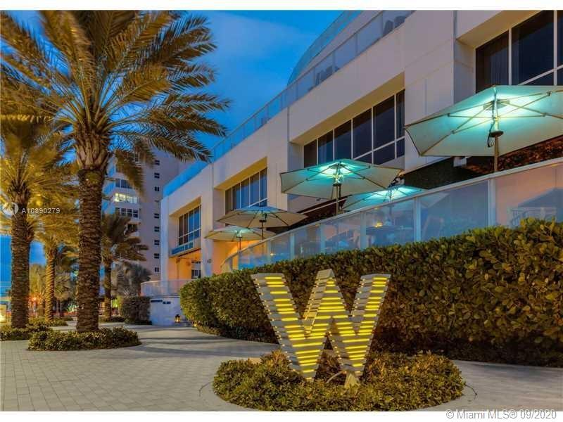 Acquire a permanent sense of escape at The Residences at W Fort Lauderdale. Located in one of the world's most vibrant districts, W Fort Lauderdale provides privileges owners with access to a glamorous resort lifestyle. The all-new Residences are everything but ordinary. Every residence is characterized by the signature, scene-stealing W style and delivers every comfort of modern oceanfront living.