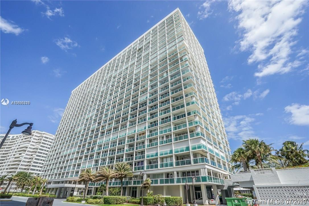 2100 S Ocean Ln #512 For Sale A10890319, FL