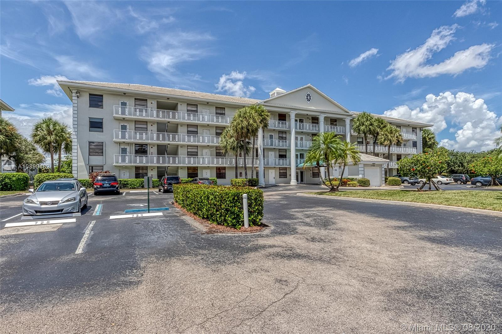 1703  Whitehall Dr #406 For Sale A10890482, FL