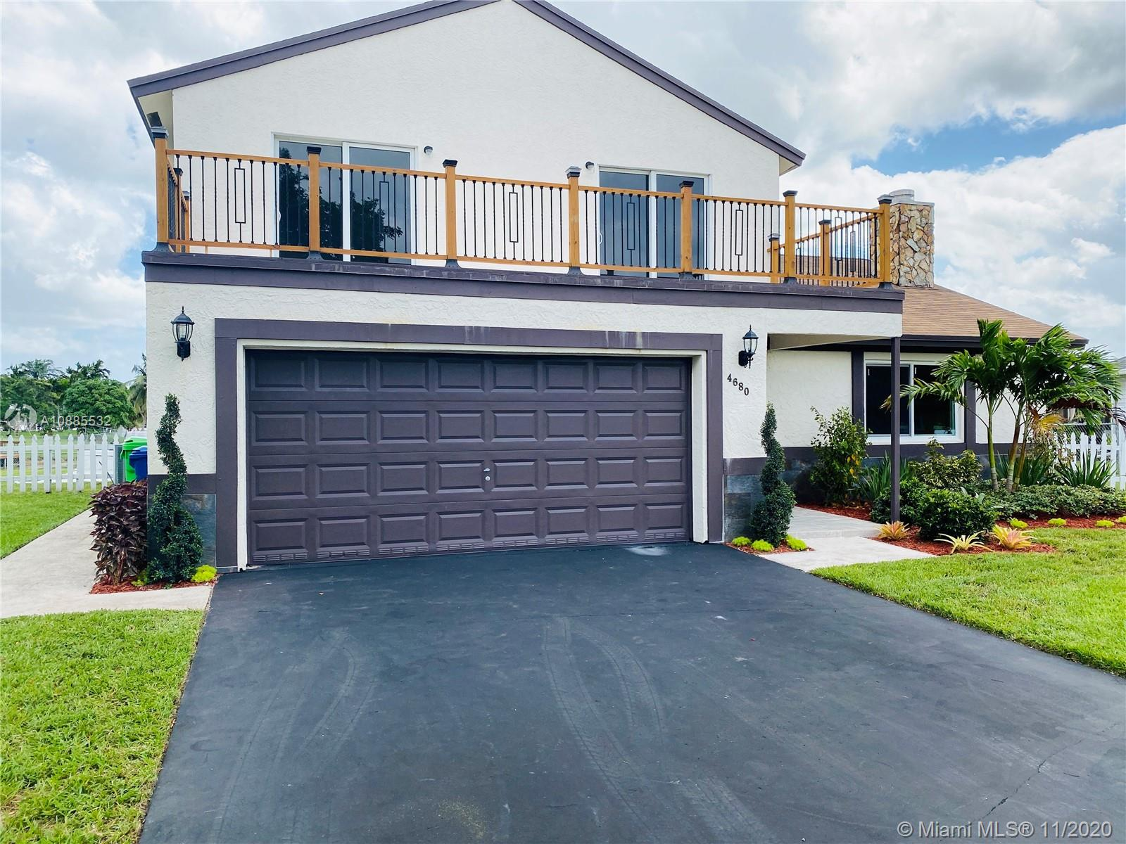 4680 NW 99th Ave  For Sale A10885532, FL