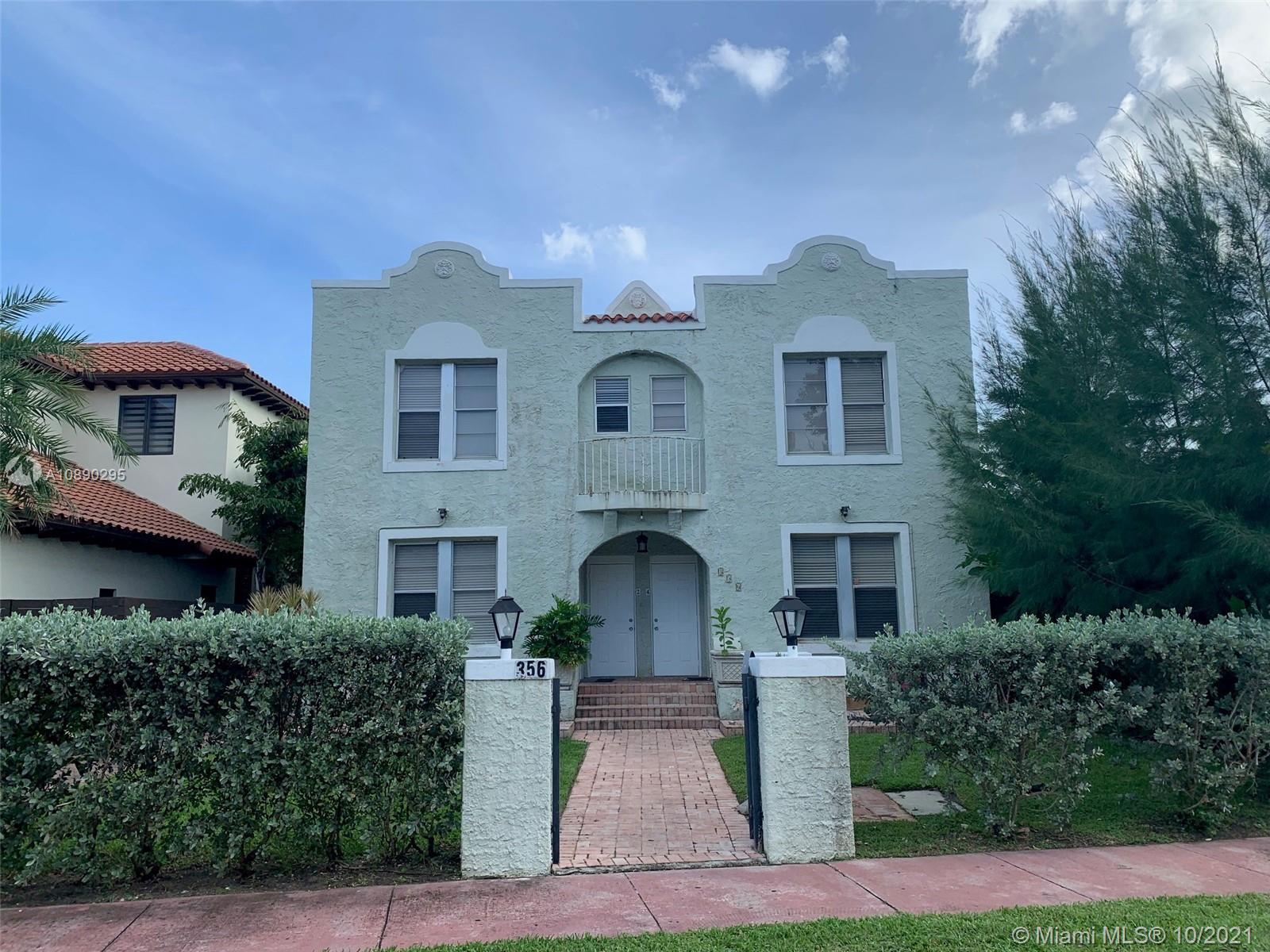 356 W 46th St  For Sale A10890295, FL
