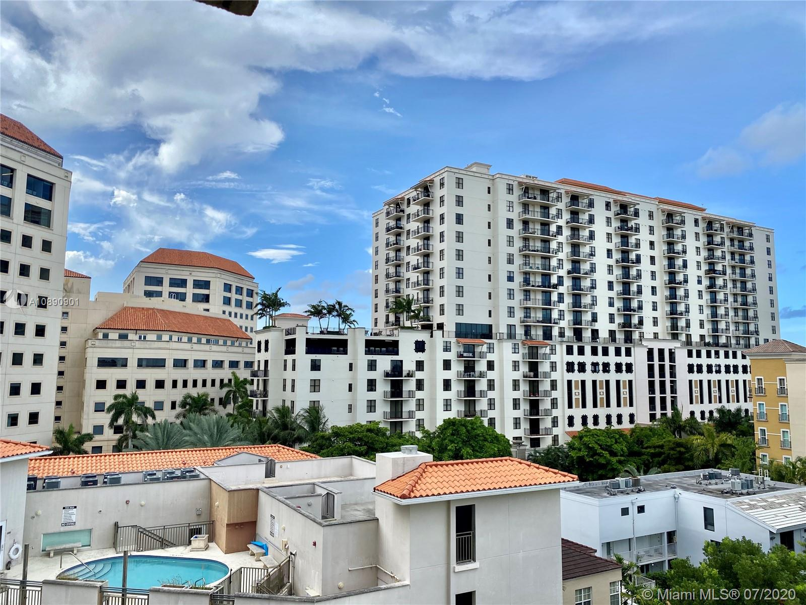 911 E Ponce De Leon Blvd #801 For Sale A10890901, FL