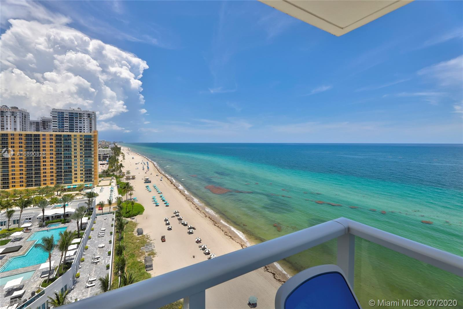 2751 S Ocean Dr #1604S For Sale A10890828, FL