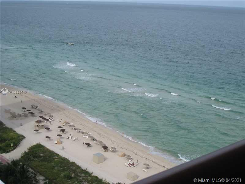 ** SEASONAL FURNISHED RENTAL ONLY**AMAZING OCEAN VIEWS FROM THE COZY FULLY FURNISHED SPLIT PLAN 2/2 UNIT ON HIGH FLOOR OF A FULL AMENITIES LUXURY BUILDING WITH AN AMAZING COVERED TERRACE FACING THE ATLANTIC OCEAN NEXT DOOR TO THE CARRILLON. JUST TAKE THE ELEVATOR TO YOUR PRIVATE BEACH. WALK TO PUBLIX, WALGREENS, SHOPS AND RESTAURANTS. AVAILABLE NOV 1, 2018 THROUGH MAY 1, 2019. EASY TO SHOW