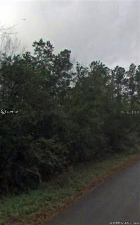 Build your dream home on this .24 Acre  lot in beautiful Dunnellon, Marion County.