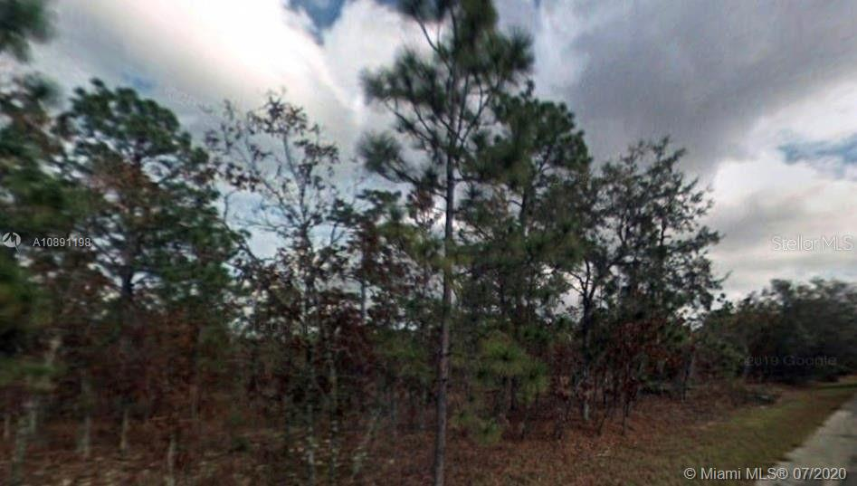 Looking for the perfect place to build your dream home? Look no further! This .24+/- acre plot is the perfect place to build!