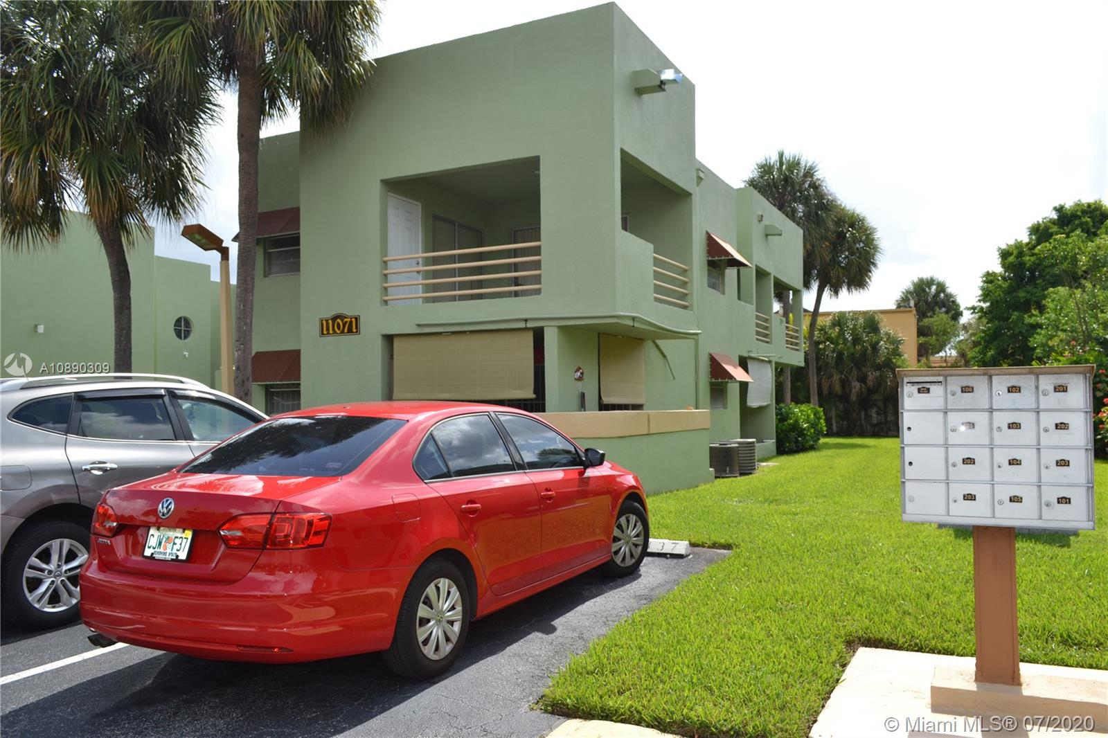 11071 NW 7th St #203 For Sale A10890309, FL