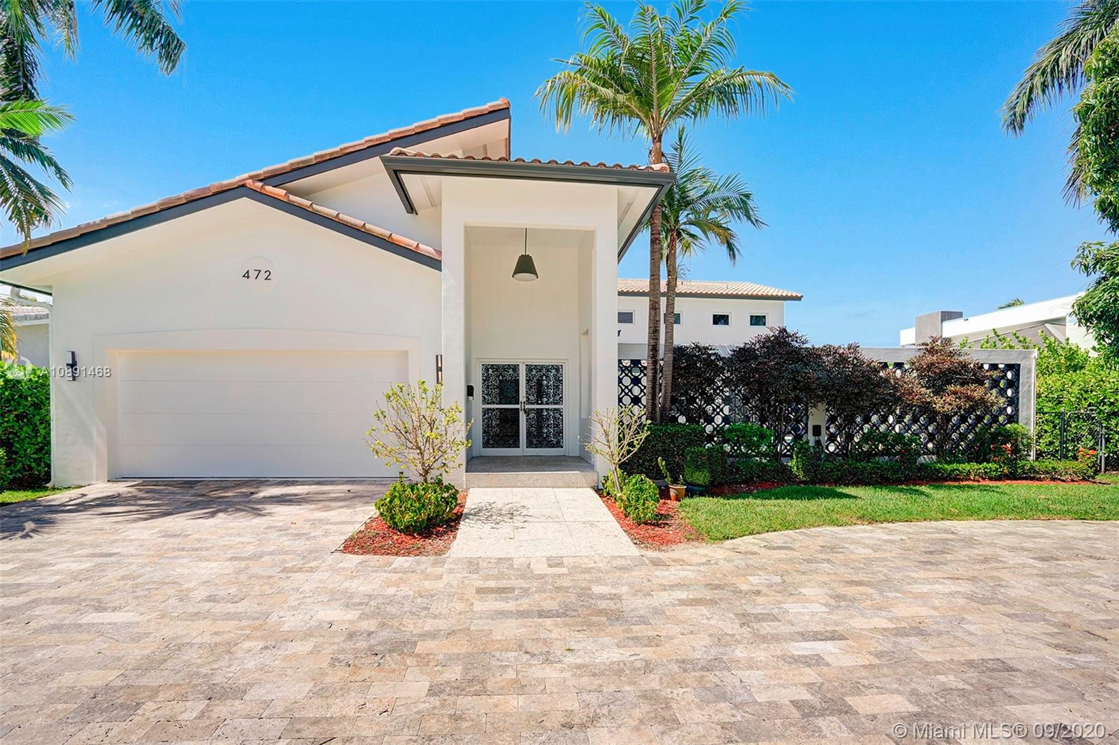 472  Sunset Dr  For Sale A10891468, FL
