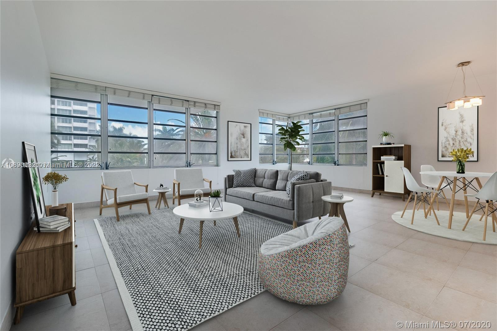 1000  West Ave #201 For Sale A10890032, FL