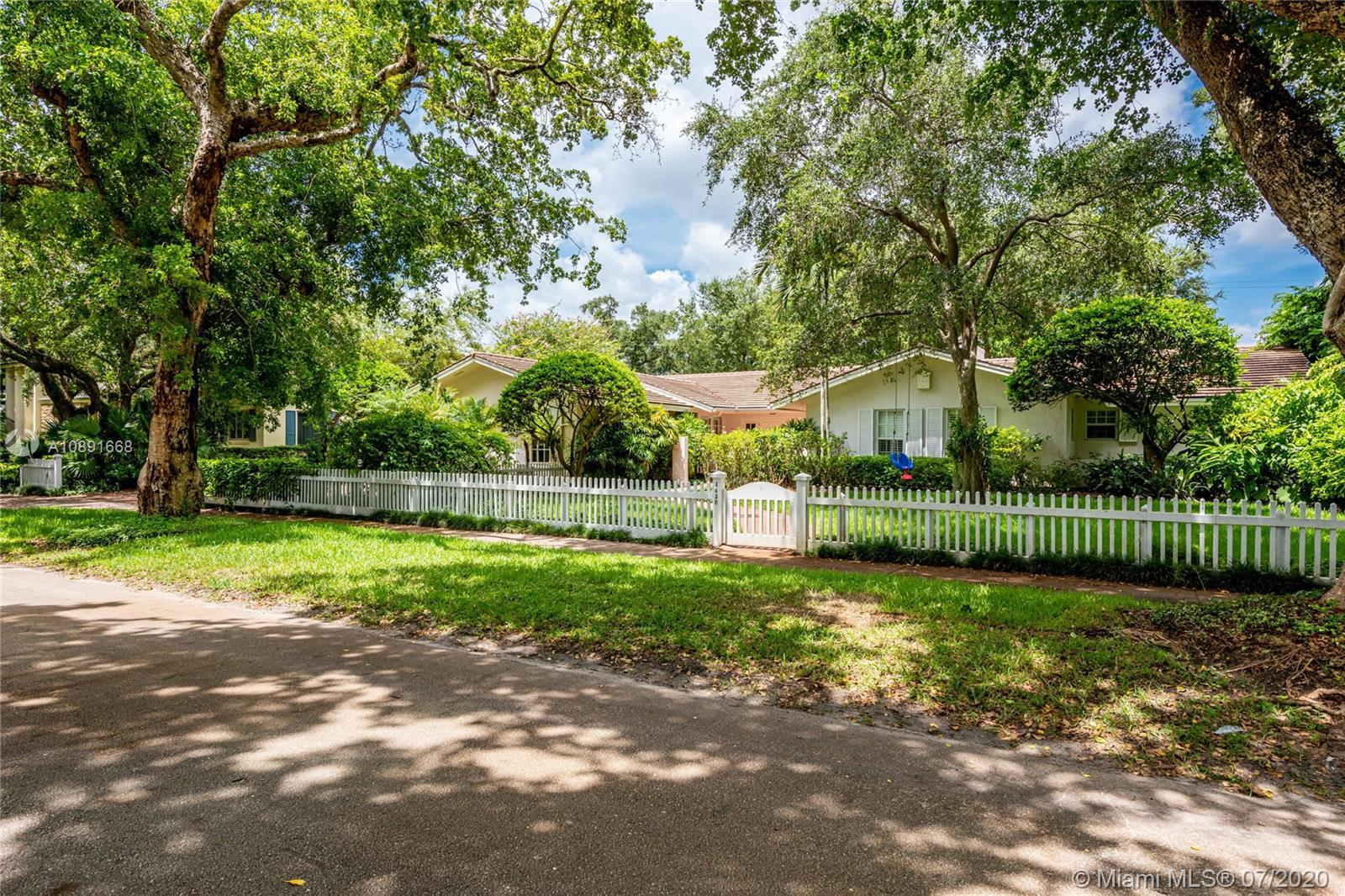 4430  Santa Maria St  For Sale A10891668, FL