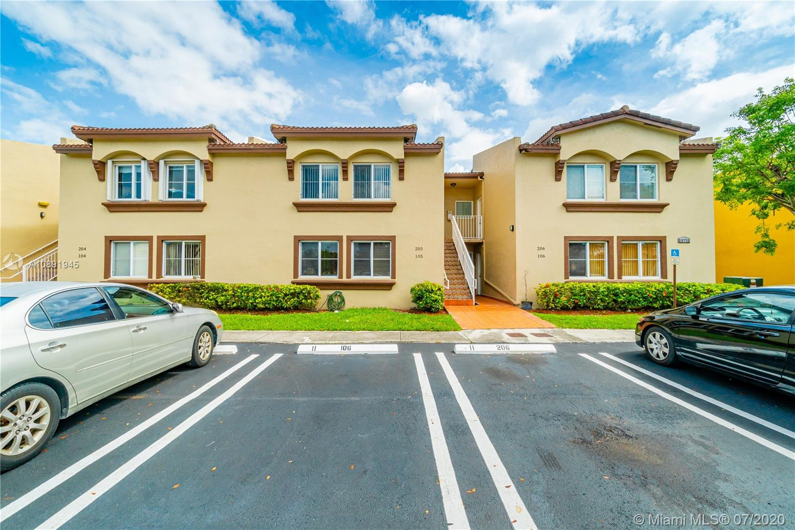 15711 SW 137th Ave #205 For Sale A10891945, FL