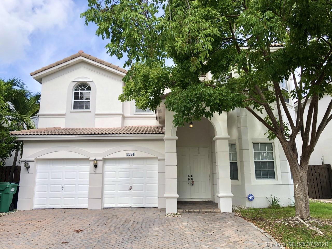 8224 NW 115th Ct  For Sale A10892198, FL