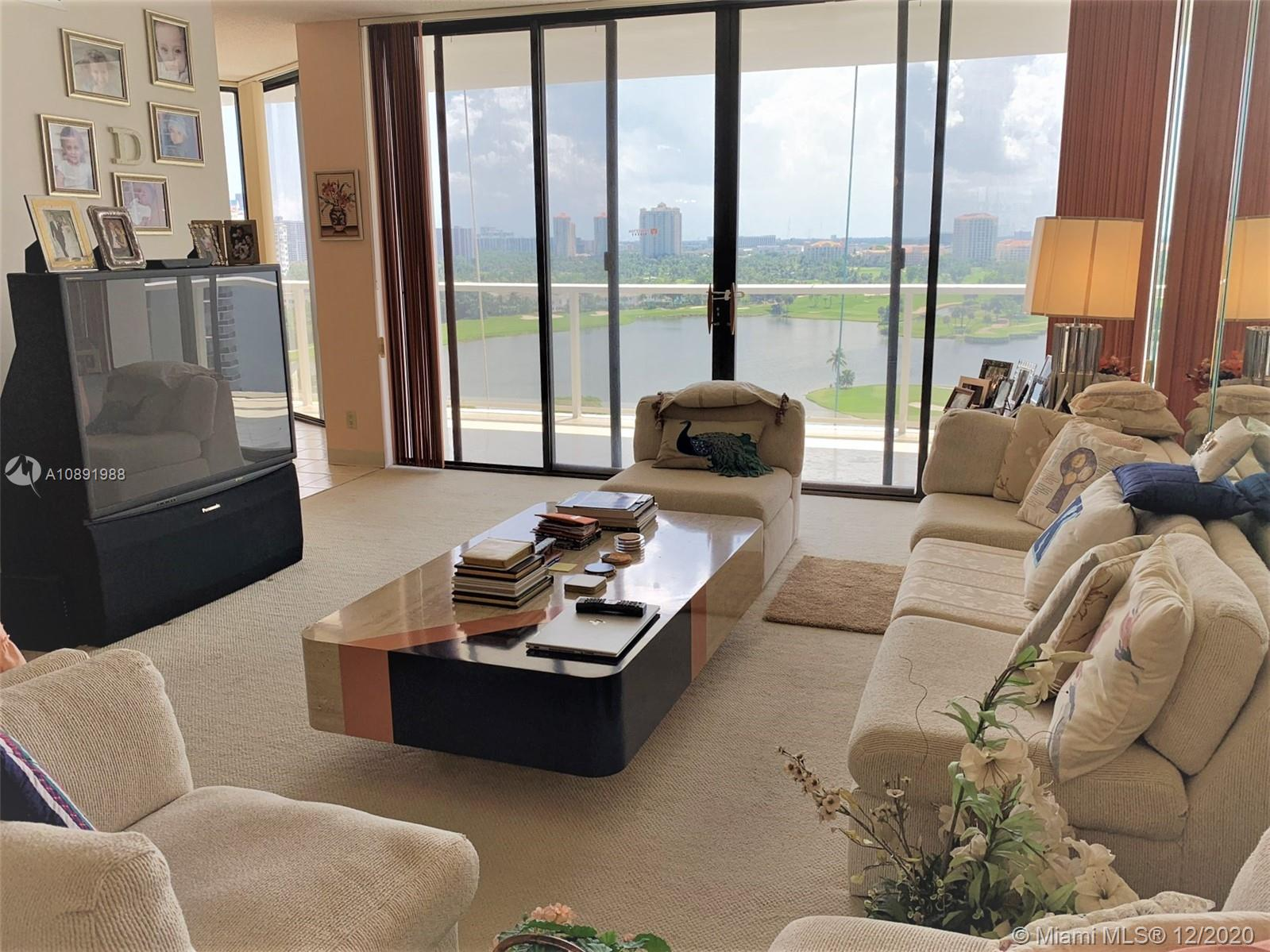 20281  East Country Club Dr #1103 For Sale A10891988, FL