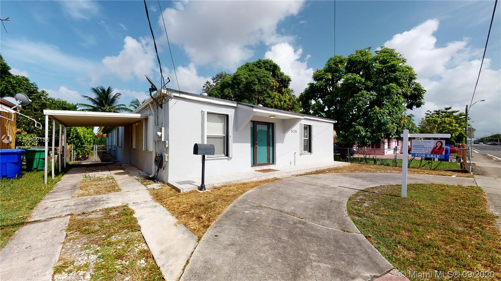 525 SW 67th Ave  For Sale A10892186, FL