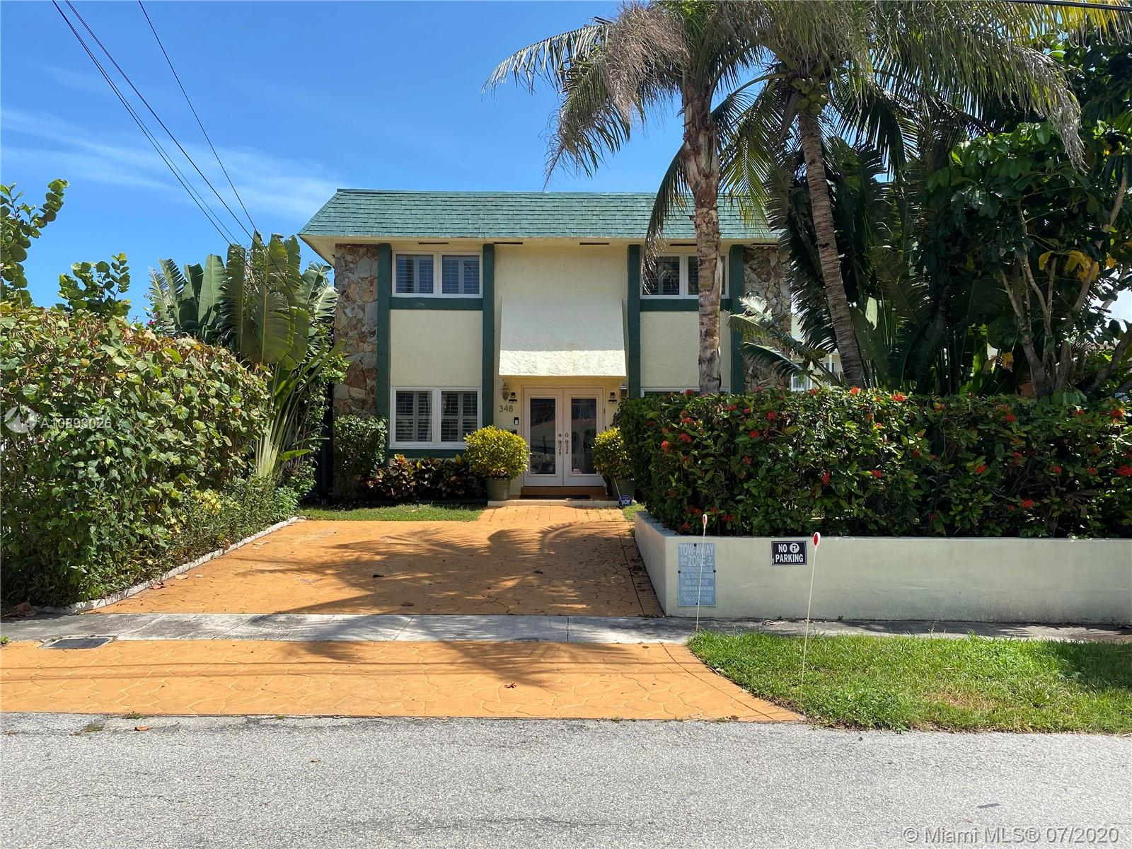 348  Palm St  For Sale A10893026, FL