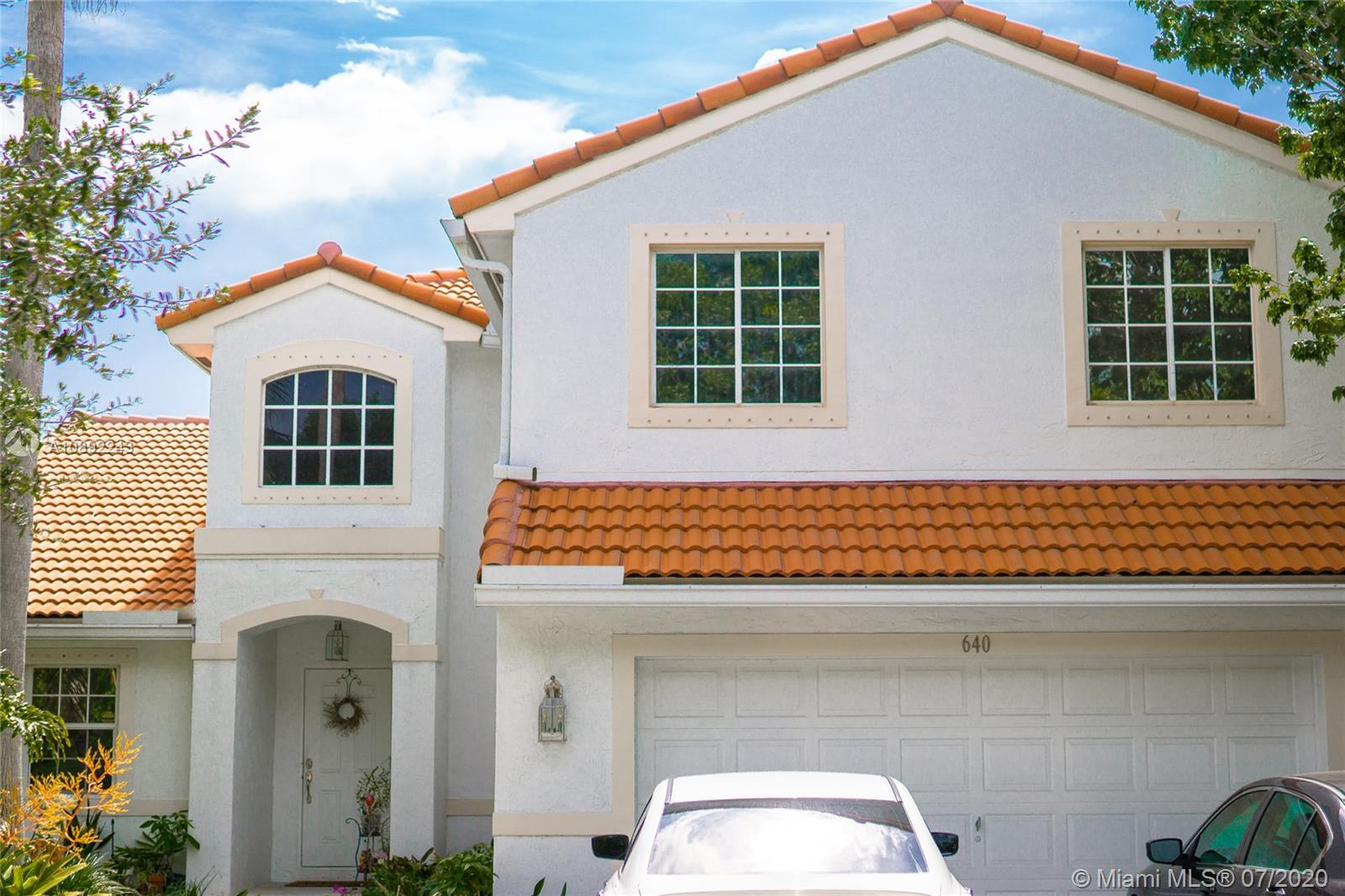 640 SW 164th Ave  For Sale A10892243, FL