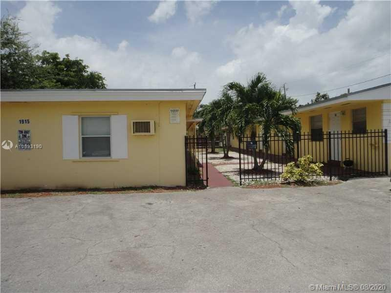 1915  Fletcher St #W1 For Sale A10893190, FL