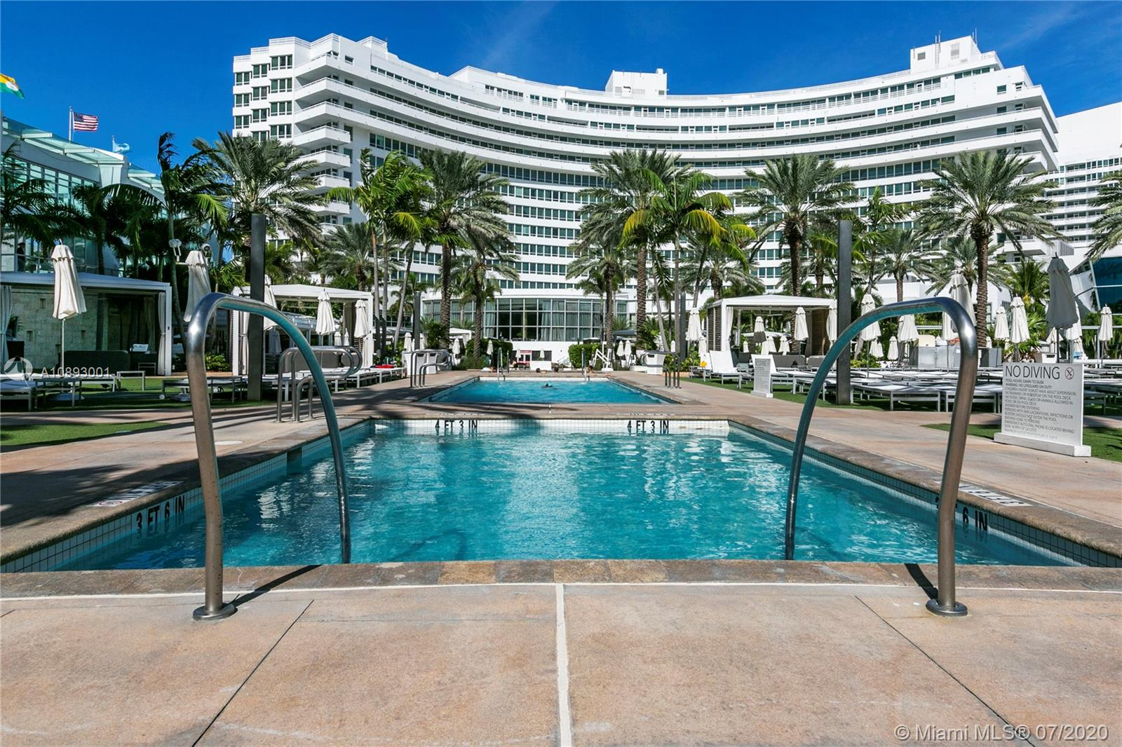 4401  Collins Ave #1814 For Sale A10893001, FL