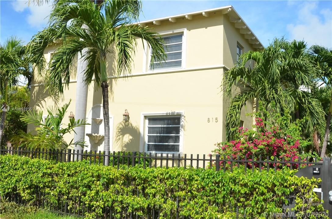 815 W 40 St #3 For Sale A10892956, FL