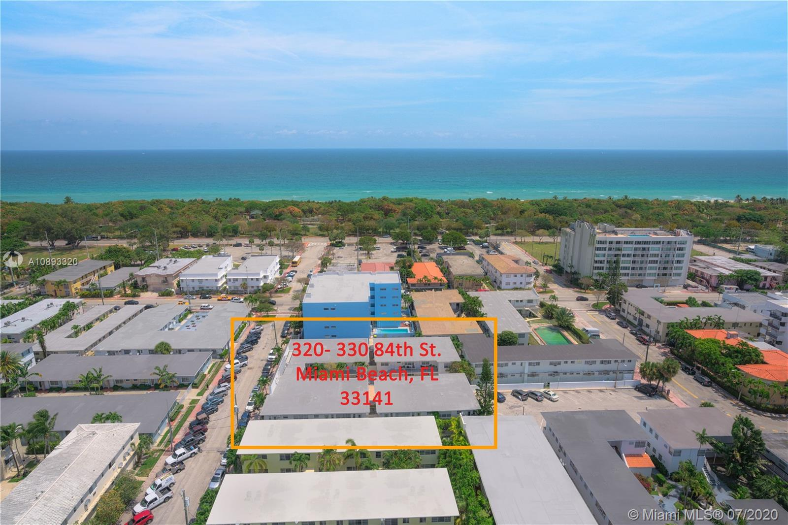 330  84th St #4 For Sale A10893320, FL