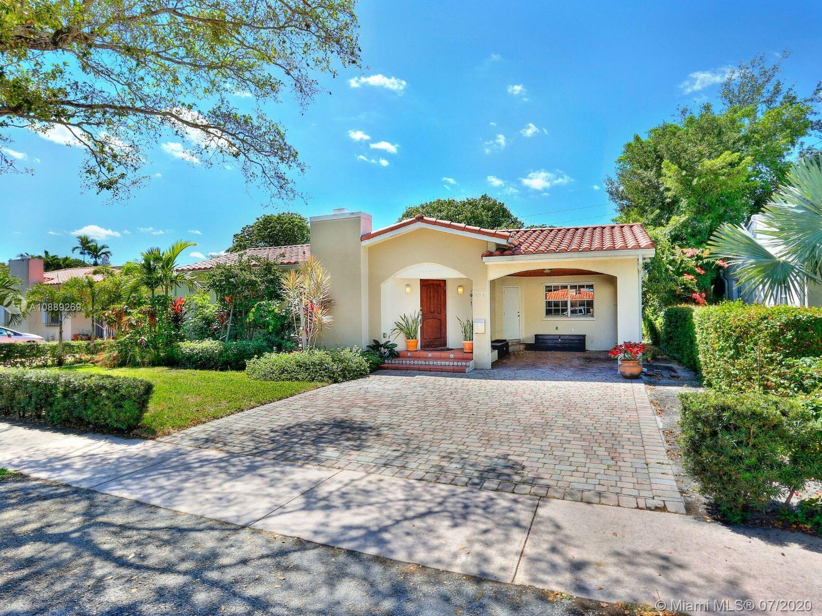 516  Mendoza Ave  For Sale A10889269, FL