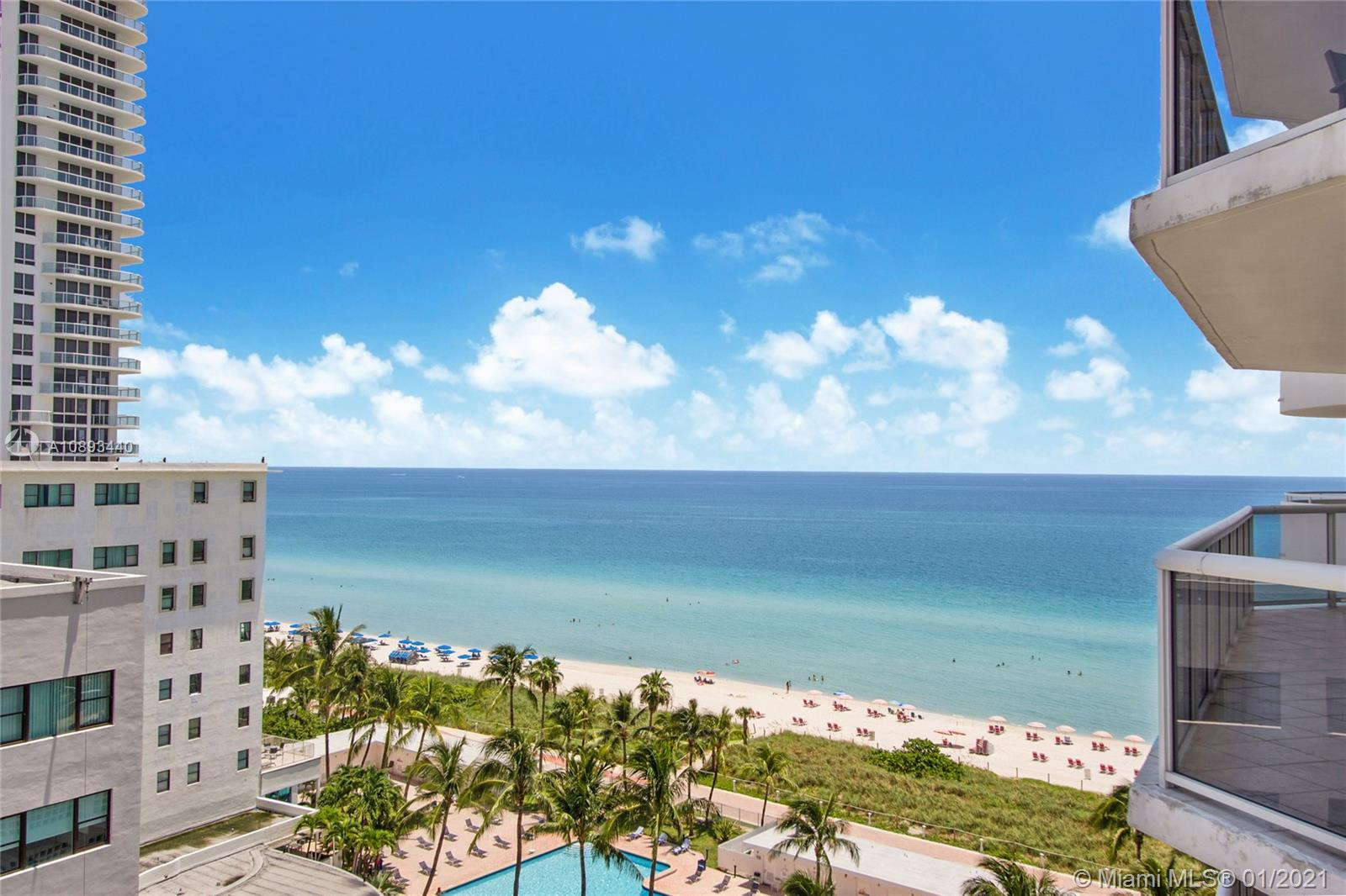 6301  Collins Ave #1207 For Sale A10893440, FL