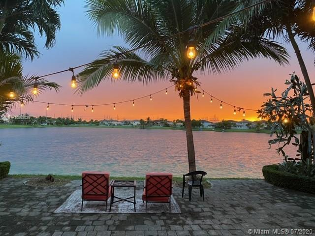 Wait no more and come see this beautiful 3 bedroom and 2 bathroom lake home! Situated in the heart of Miami, this home offers a safe gated community. It is perfect for a starting family or anyone looking to relax in a quiet community. Enjoy the breathtaking sunset with an unobstructed lake view in your new home!