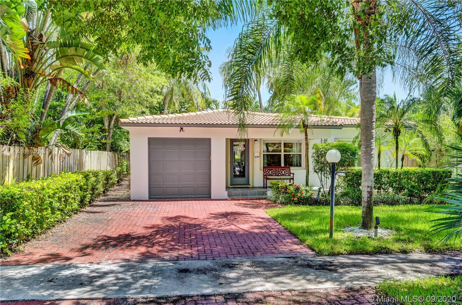 Great value for an updated pool home on a great street in Victoria Park. Large Lot with Sunny 2 bedrooms /2 bathrooms with Florida room and a screened porch overlooking a refinished pool and private yard. Kitchen and both bathrooms recently renovated. Use as vacation home and airbnb rentals. Hardwood floors and impeccable and freshly painted. Enjoy walkable location to Las Olas blvd and Victoria park. Accordion shutters. Move in ready. Airbnb projection buying a great home with a free great business, last year income airbnb $41,022.10.