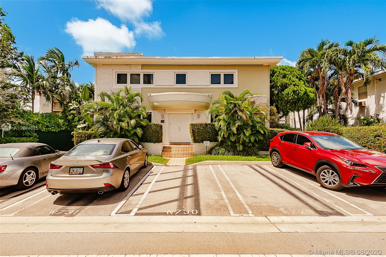 1101  98th St #4 For Sale A10894075, FL