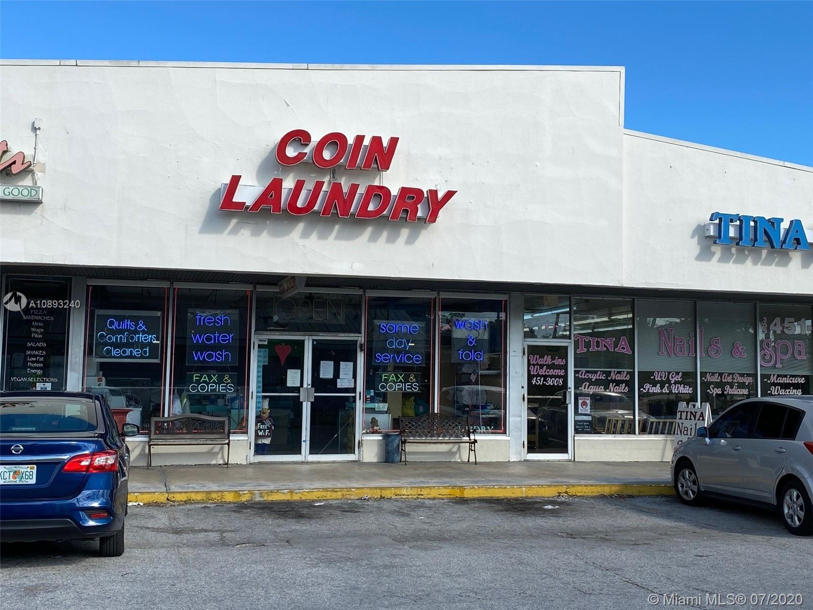 """Great Coin laundry in beautiful Key Largo.. Business opportunity for owner manager for semi retire couple. Key Largo is a popular tourist destination and calls itself the """"Diving Capital of the World"""" because the living coral reef a few miles offshore attracts thousands of scuba divers and sport-fishing enthusiasts. ... Key Largo's proximity to the Everglades also makes it a premier destination for kayakers and ecotourists."""