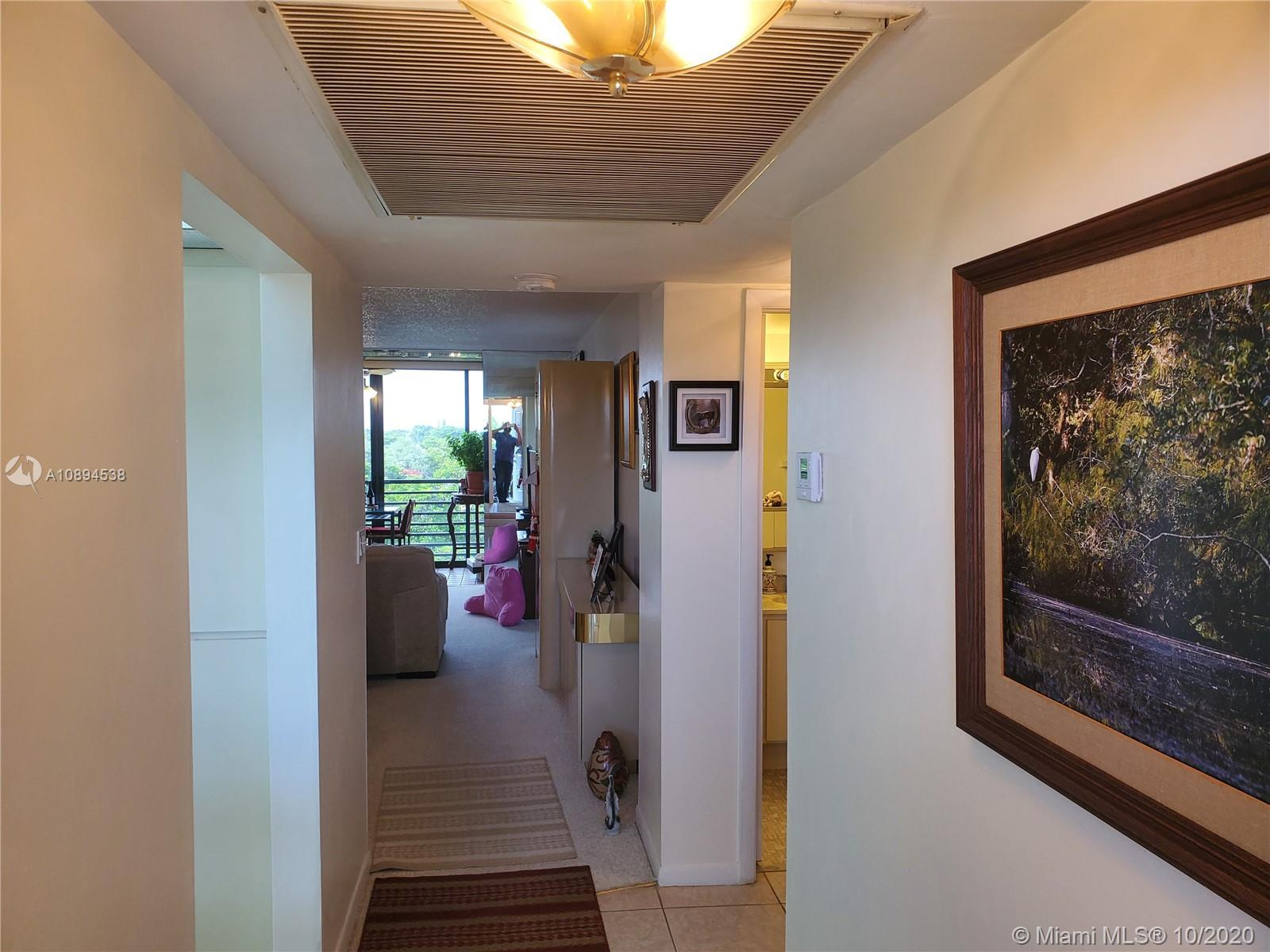 Excellent location on the fifth-floor with lake view 2-bed/2-bath, condo in the great community of Colony Point in Pembroke Pines! Colony Point is centrally located and provides many amenities, pool, tennis, racquetball, sauna, Jacuzzi,  billiard, gym, movie, theater, free shuttle for its residents to travel to the nearby Pembroke Lakes Mall, Publix, Walmart, and restaurants. Washer/dryer in unit, with enclosed balcony under a/c, This condo is a must-see for a permanent or seasonal buyer. No leasing