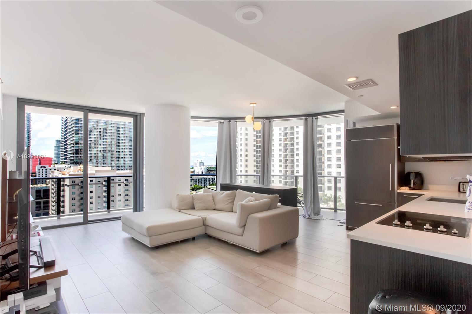 45 SW 9th St #1406 For Sale A10893681, FL